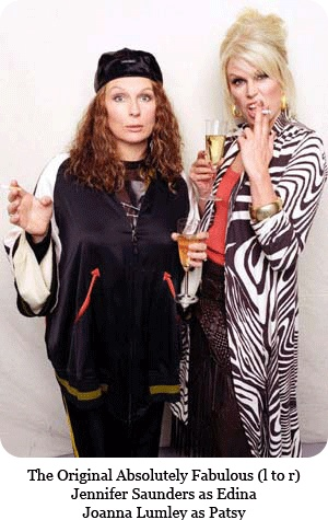 Two absolutely fabulous ladies I know...: Sweetie Darling, Ab Fab, Movie, Abfab, Absolutely Fabulous, Things, Favorite
