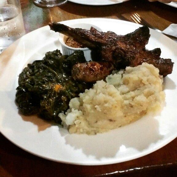 Comida #sudafricana  Quizás, una de la comidas más ricas del mundo! #saboresnuevos #braai #southafricanfood