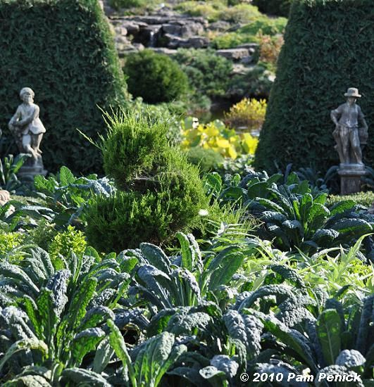 French Kitchen Garden: 191 Best Veg Plot Images On Pinterest