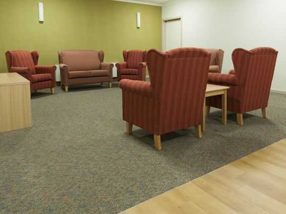 Assisi Aged Care Sitting Room