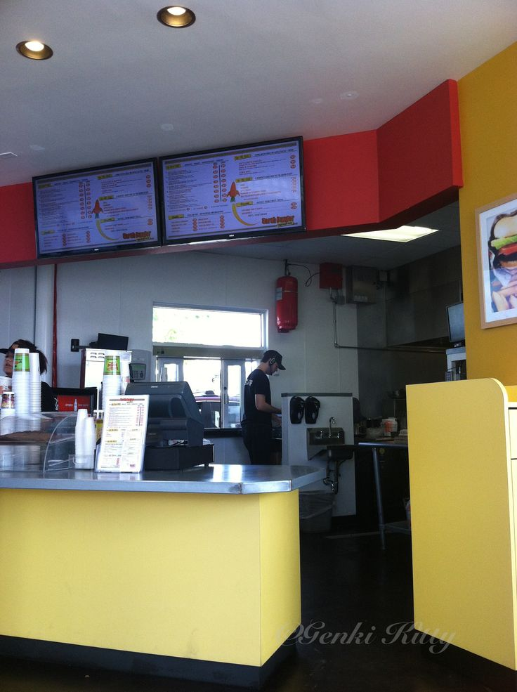 Earth Burger Vegan Restaurant in San Antonio, Texas