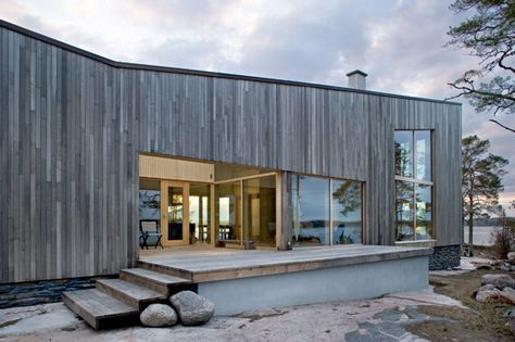 Villa O by A-Piste arkkitehdit Oy | Detached houses