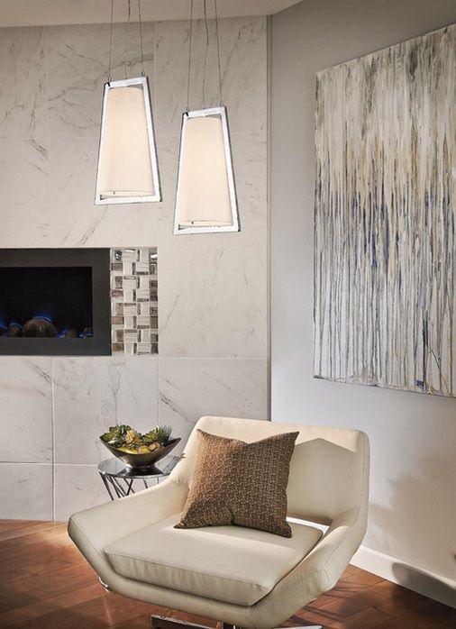 Kichler Lighting | Arbon Collection | One Light Mini Pendant