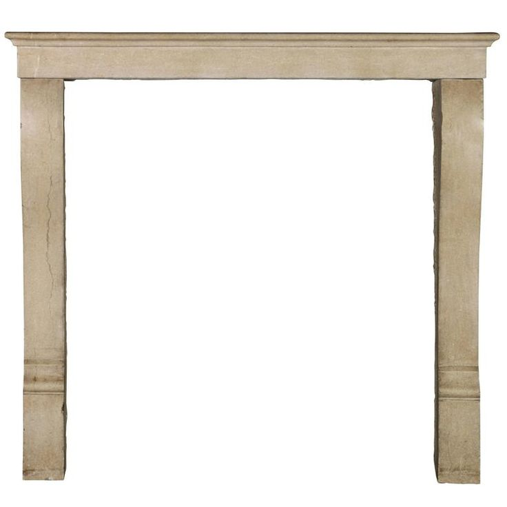 19th Century Original French Country Original Antique Fireplace Mantle   From a unique collection of antique and modern fireplaces and mantels at https://www.1stdibs.com/furniture/building-garden/fireplaces-mantels/