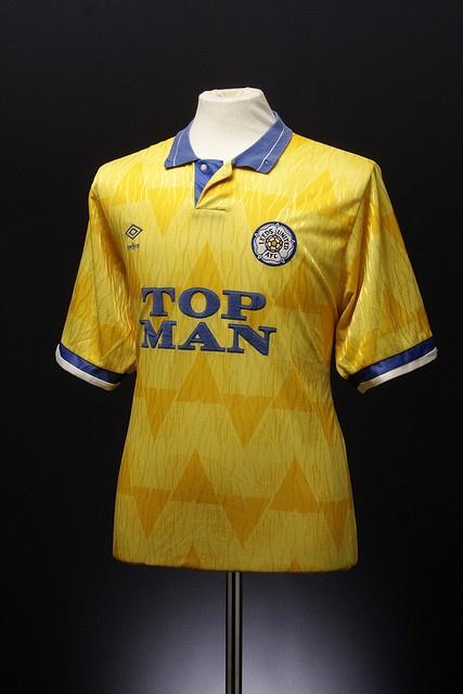 Leeds Away Shirt (1989-92)