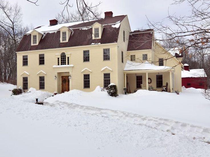 119 best Connecticut Homes images on Pinterest   Connecticut ...