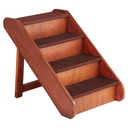 Best These Foldable Pet Stairs Feature No Slip Treads To Let 400 x 300