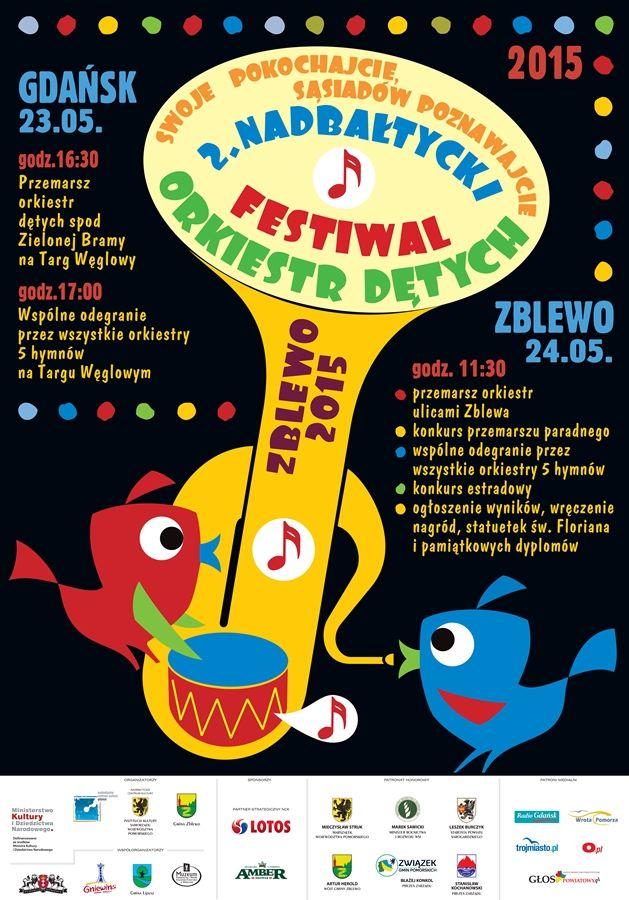 Swoje Pokochajcie, Sąsiadów Poznawajcie 2. Nadbałtycki Festiwal Orkiestr Dętych