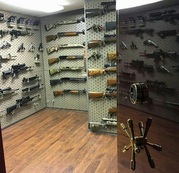 Top 100 Best Gun Room Designs u2013