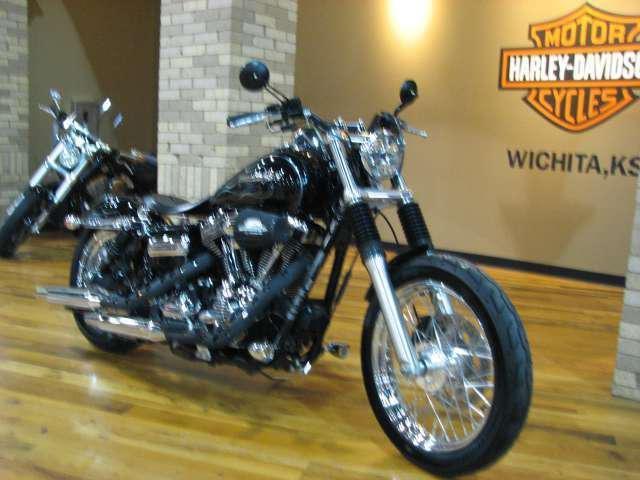 2012 Harley-Davidson FXDC Dyna Super Glide Custom Cruiser