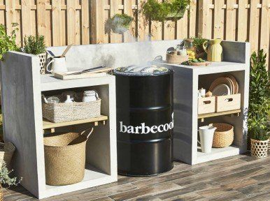 Best 25 bbq gazebo ideas on pinterest patio ideas bbq outdoor bars and backyard kitchen - Grille barbecue leroy merlin ...