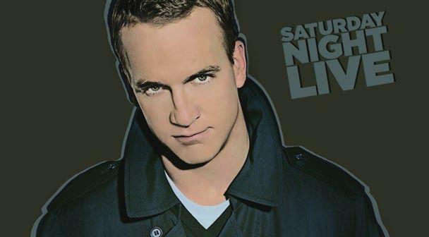 peyton manning | Peyton Manning on Saturday Night Live 2007: Season 32, Episode 16 ...