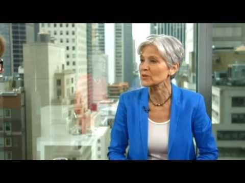 Jill Stein Interview • USA Today • 18 August 2016 https://www.youtube.com/watch?v=yKxB1MoqD8U