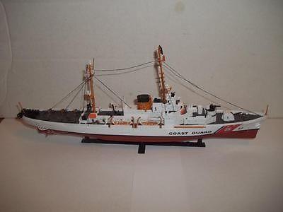 Revell-US-CGC-Roger-B-Taney-Coast-Guard-Cutter-Ship-12-5-L-Model-Kit-BUILT-M1