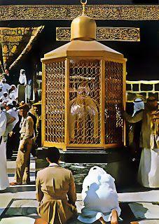 Umrah performing Guide