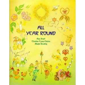 Great book with lots of ways to celebrate the seasons and various festivals.