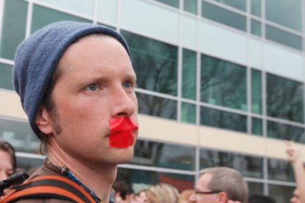 Recours collectifs pour le respect de la grève- Outaouais- La Presse