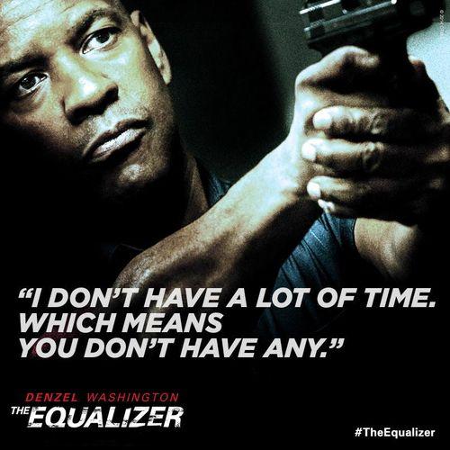#TheEqualizer (2014) Movie Quote #film