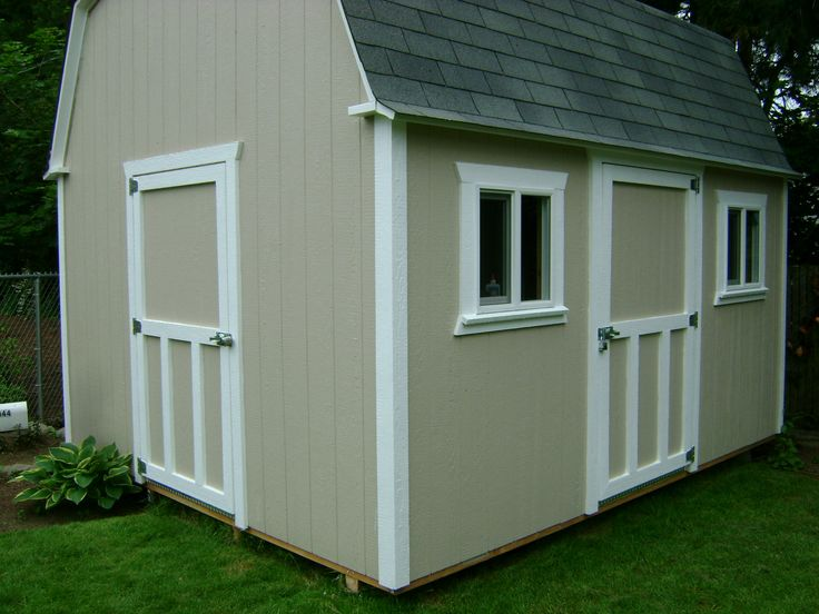 Attractive ... Garden Sheds 6x7