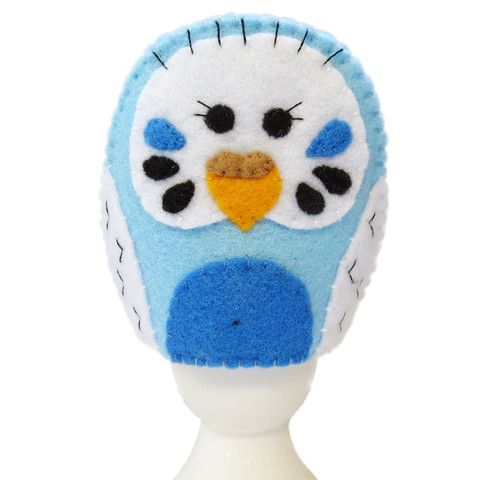 Budgie Egg Cosy - Hand Made in Australia. Ready for Easter! – Bits of Australia