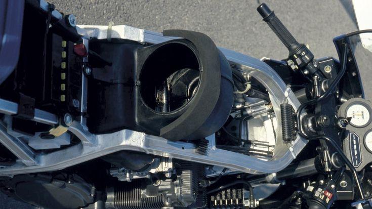 Fotos de la Suzuki GSX 750 R