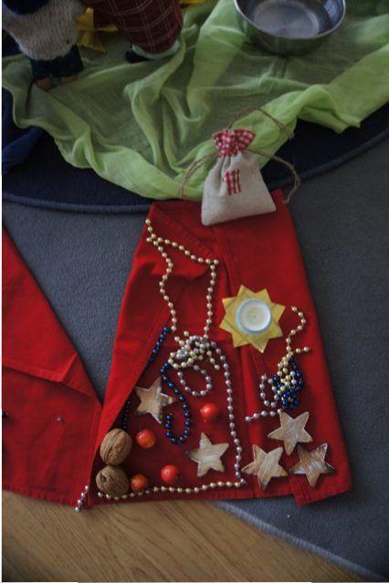 Nikolausgeschichte Erzählen Mit Den Geschichtensäckchen Pinterest