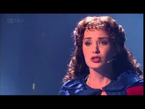 ▶ Wishing You Were Somehow Here Again & Phantom of the Opera (Classic BRIT Awards 2012) - YouTube AMAZING! Sierra Boggess and Ramin Karimloo!