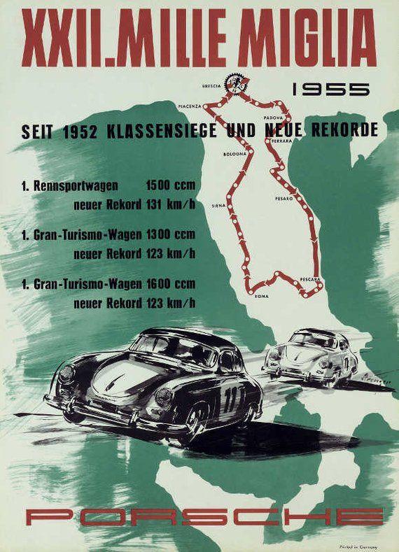 BMW Mille Miglia Concept CARS0297 Art Print Poster A4 A3 A2 A1