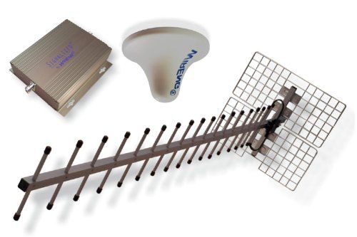 Signalized™ In-Building International Next G 55dB + 12dB Wireless Cellular Booster Repeater System for Home/Office/Warehouse (Includes WirEng DomeAnt, YagiRef-QLP) In-Building International Next G 55dB + 12dB Wireless Cellular Booster Repeater System for Home/Office/Warehouse (Includes WirEng DomeAnt, YagiRef-QLP). Bundle P/N BLD-DOME-NEXTG-EXT-WIRENG2100+DMA+YQLP+15FT195+15FT195.  #WirEng® #Wireless