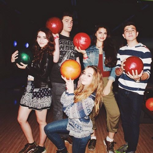 Photo: Bradley Steven Perry, Sabrina Carpenter