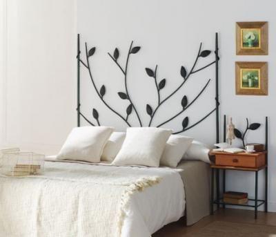 Hermosa modelo de camas en  Hierro Forjado para que nuestraimaginaciónvuele alto en el momento de fabricar alguna conestilo propio     ...