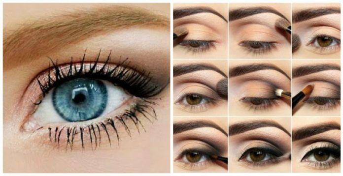 İri Göz Makyajı Modelleri, İri Gözler İçin Makyaj Sırları