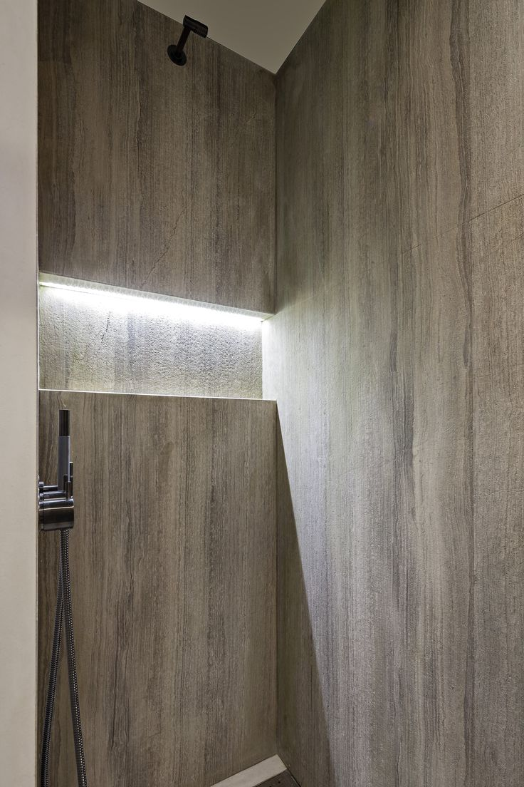 "Oak Grey woodstructure ""architect: Anja Vissers"" – Graniet & marmer"
