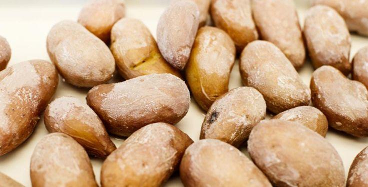 Saltkokte poteter