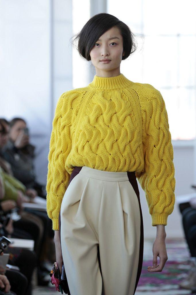 Desfile Del Pozo en NY Fashion Week ♥