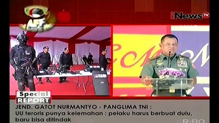 Waspadalah! Panglima TNI Gatot Nurmantyo Gemetaran Ungkap Ancaman Nyata ...