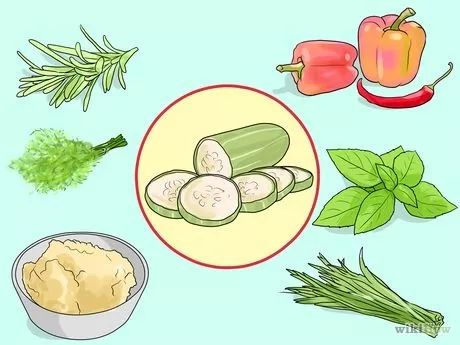 Immagine titolata Match Herbs and Spices to Vegetables Step 10