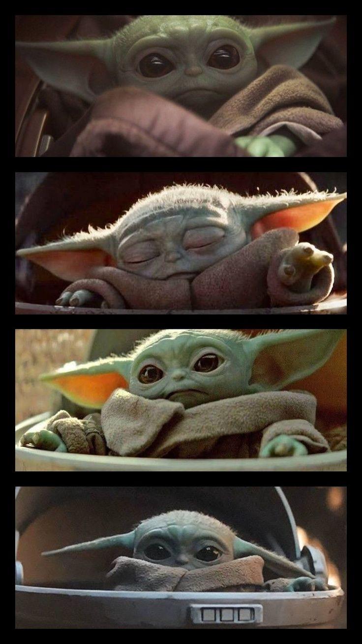 Pin auf Baby Yoda