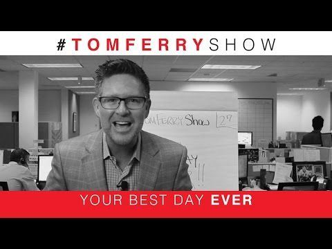 Daily Schedule for Successful Real Estate Agents | #TomFerryShow Episode 27 – Re…