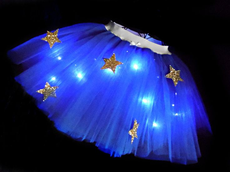 Bargain Light Up Wonder Woman Tutu www.tutufactory.co.uk