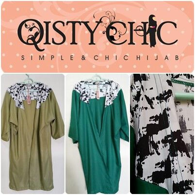 Maryam Outer ,, Check our instagram for more collection @qistychic