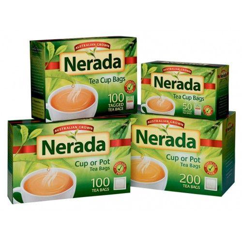 Original Australian Grown Nerada Tea, Malanda  | Atherton Tablelands | Queensland | Australia