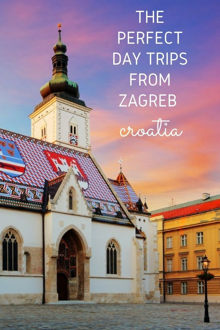 Super Fun Ideas For Day Trips From Zagreb Chasing The Donkey Croatia Travel Day Trips Trip