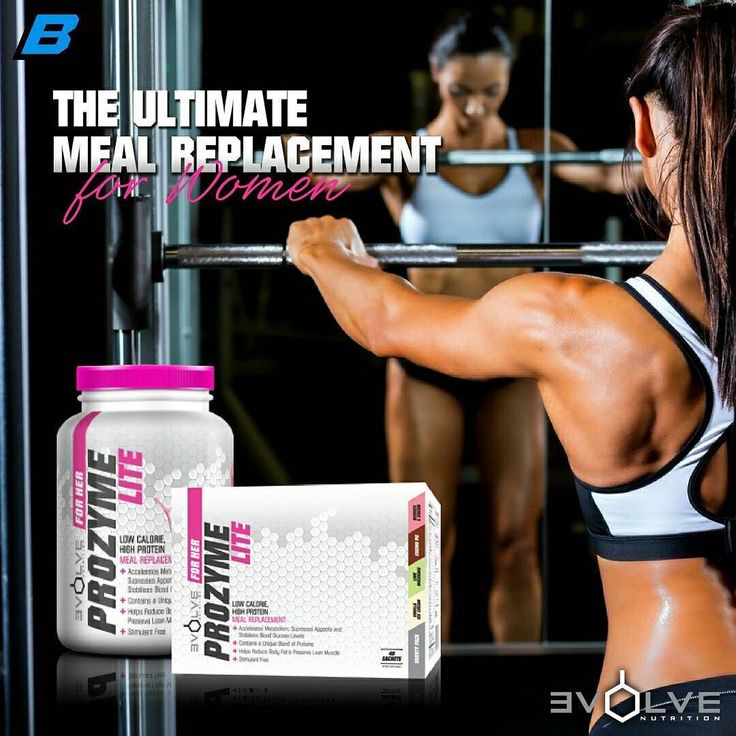 Women Crush Wednesday   Evolve Nutrition Prozyme Lite  LOW CALORIE HIGH PROTEIN MEAL REPLACEMENT Accelerates Metabolism Supresses Appetite and Stabilises Blood Glucose Levels Contains a Unique Blend of Proteins Helps Reduce Body Fat & Preserve Lean Muscle Stimulant Free  The ultimate low calorie high protein meal replacement for women. Losing weight especially unsightly body fat is an ever-increasing problem for nearly half of the population. At Evolve Nutrition our main goal in the…