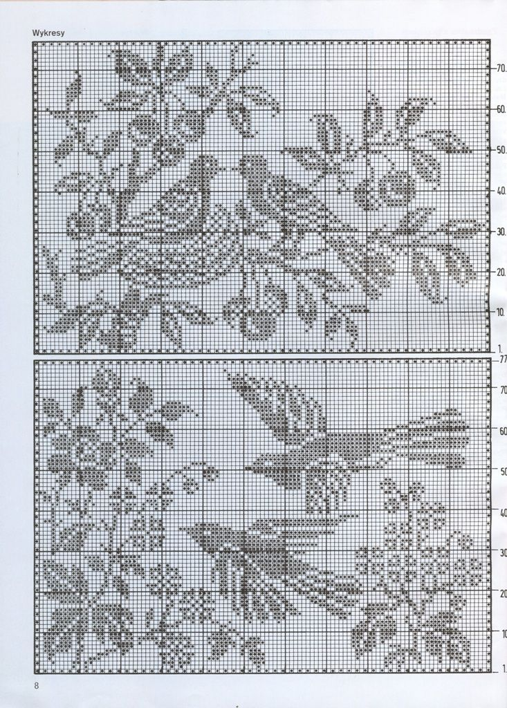The 135 Best Net Curtains Images On Pinterest Knit Patterns