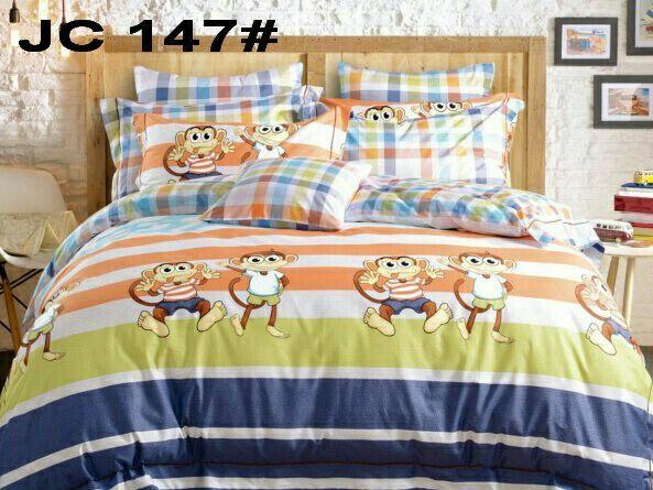 Sprei & bed cover bahan katun Jepang Made by order.. pemesanan melalui sms atau WhatsApp ke 081554469976