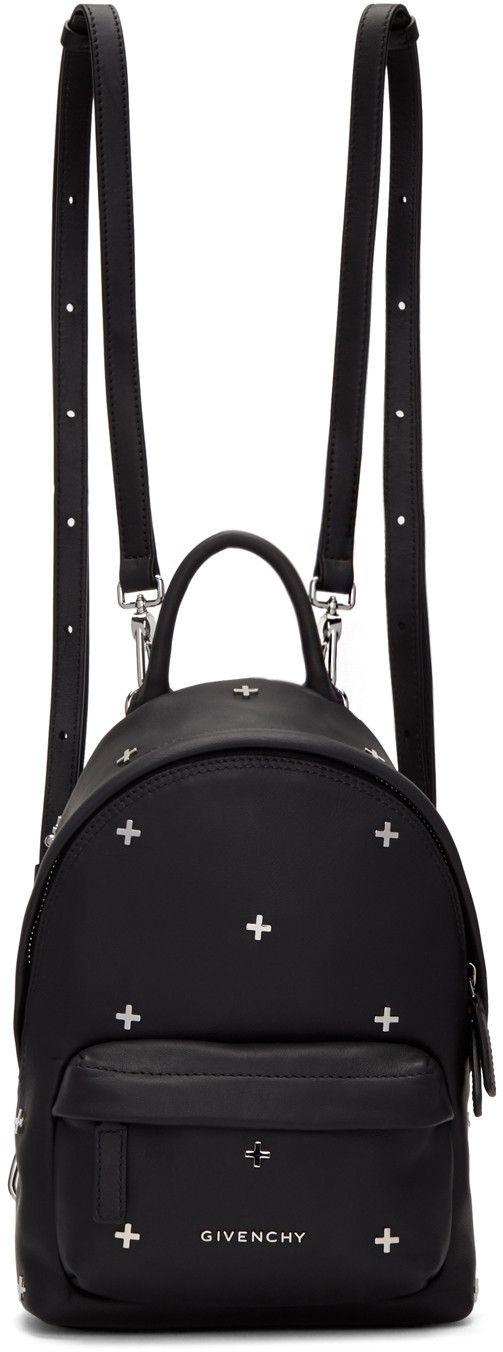Givenchy - Black Nano Cross Backpack