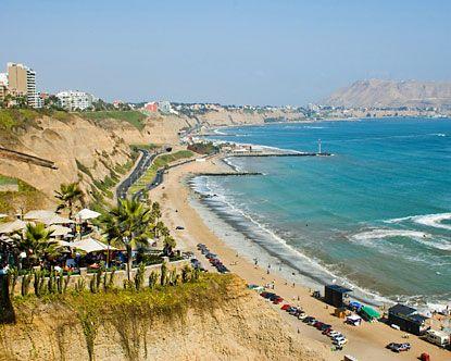 Peru Beaches | Peru Tourism - Best Time to Go to Peru