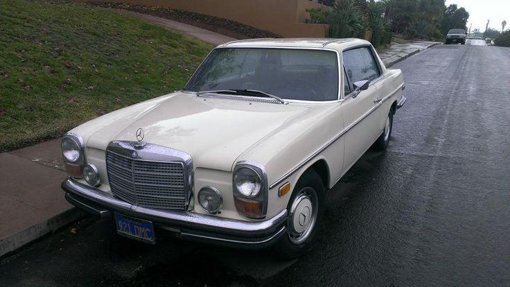 1971 Mercedes W114 250C Stroke 8