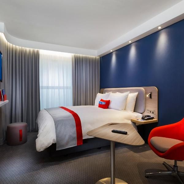 Holiday Inn Express Ringsheim Holiday Inn Express Ringsheim In Ringsheim Provides Accommodation With A Shared Relaxing Bedroom Holiday Inn Amsterdam Hotel